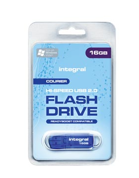 INTEGRAL USB2 COURIER 16GB